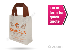Take Away Plastic Carrier Bags