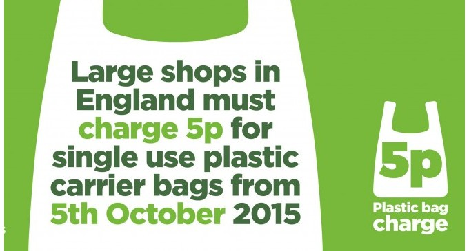 plastic carrier bag charge