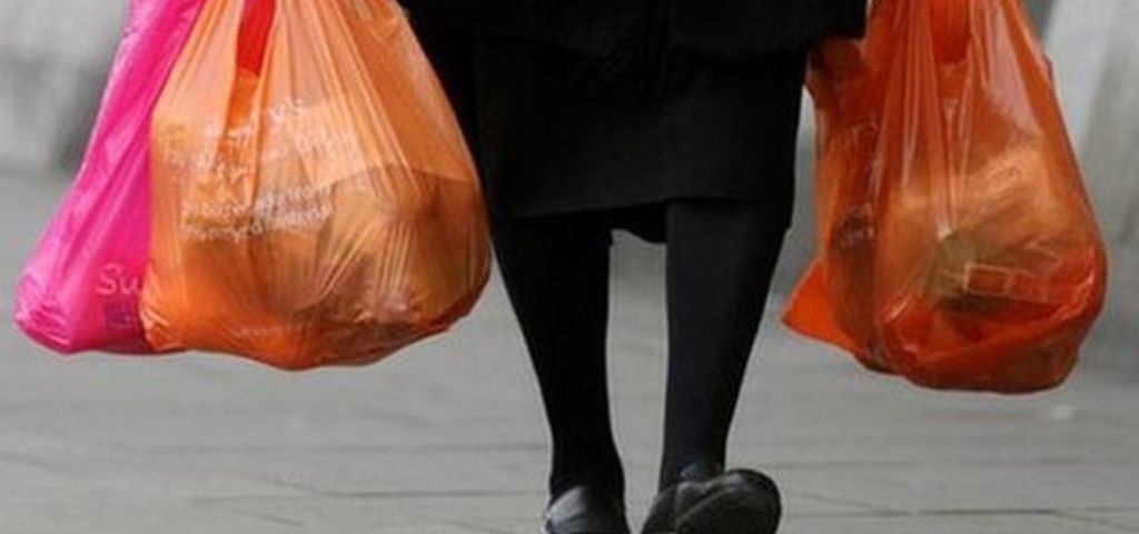 plastic carrier bag charges