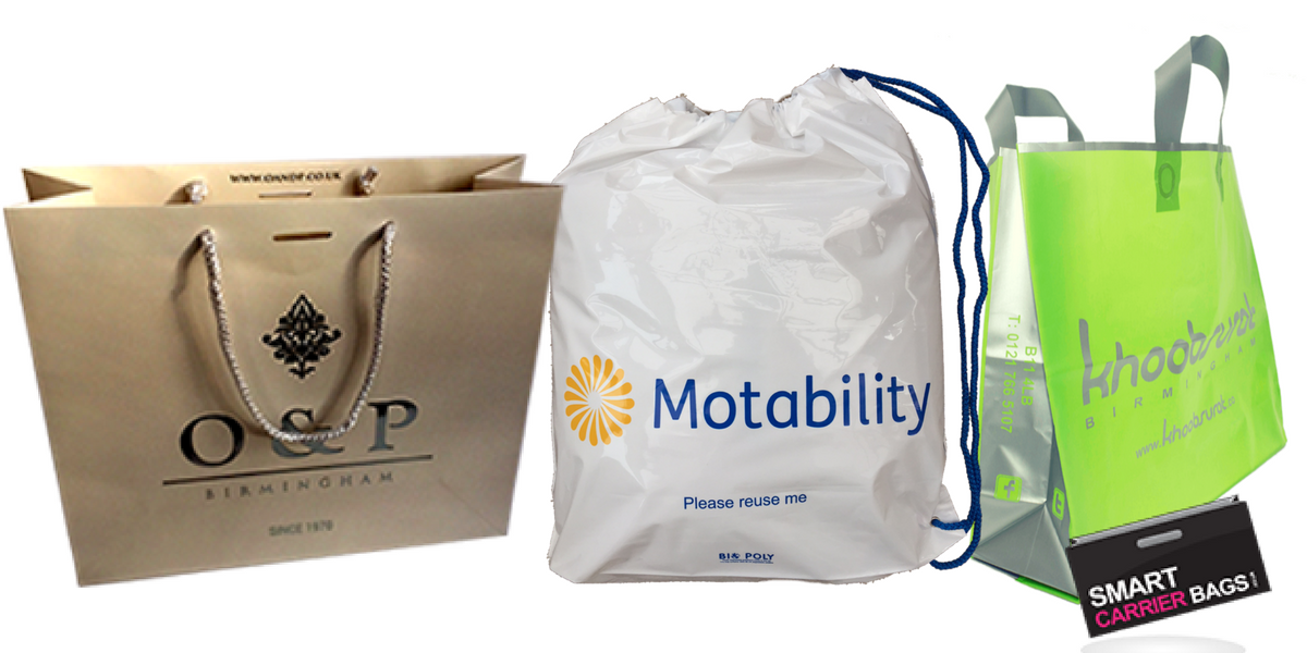 Smart Carrier Bags | Carrier Bags | Custom Carrier Bags | Custom Carrier Bags Company