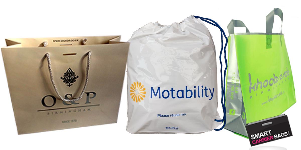 Smart Carrier Bags | Carrier Bags | Custom Carrier Bags | Custom Carrier Bags Company